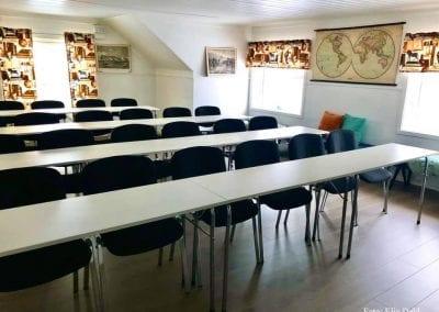 Konferansebord og stoler